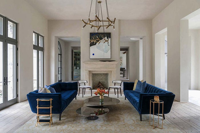 Interior Design Trends: Vintage Glamour