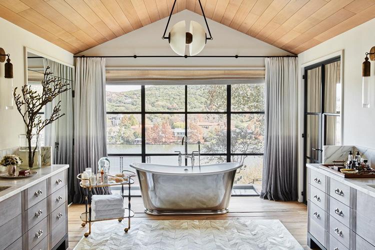 Metal: Interior Design Trends