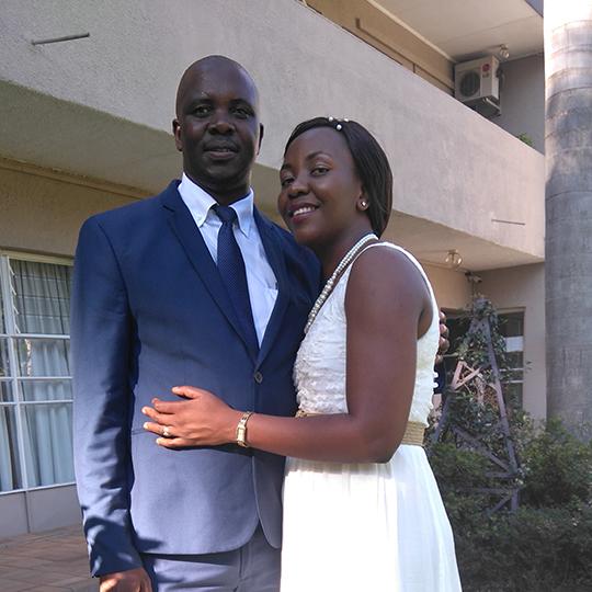 Mr & Mrs Ngobeni