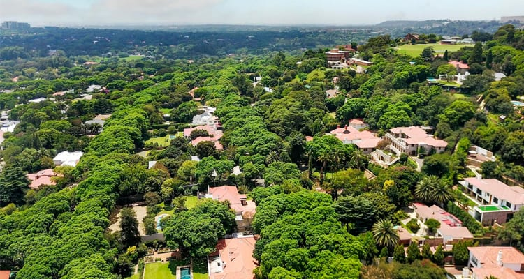 Westcliff Johannesburg: Property Investment South Africa