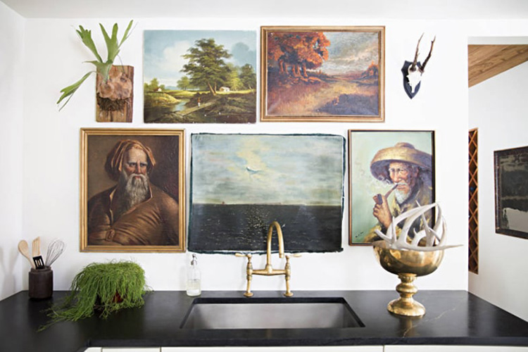 Gallery Wall: Wall Painting Ideas