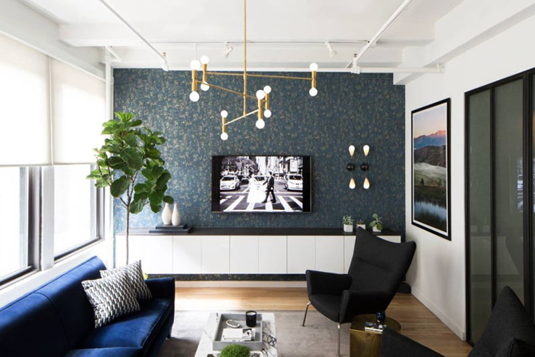 7 Ways To Create A Feature Wall That Doesn T Involve Paint Ooba