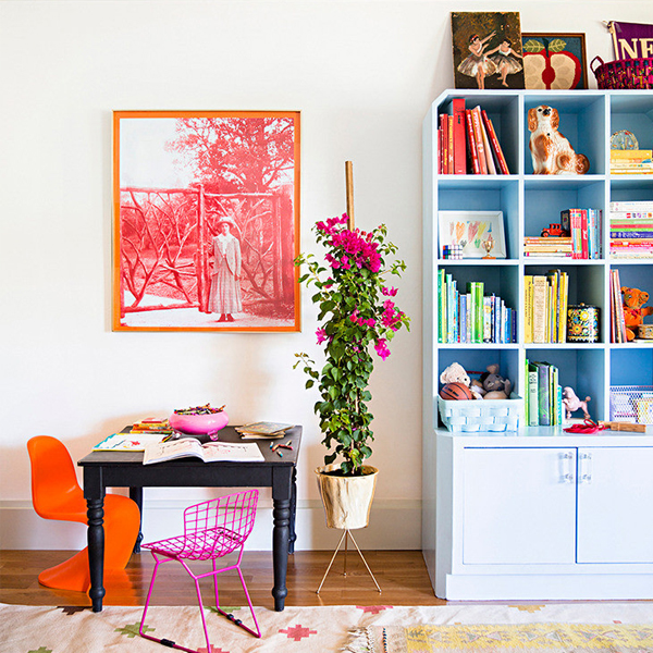 Small Rooms: Book Shelf