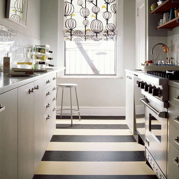 Small Rooms: Kitchen