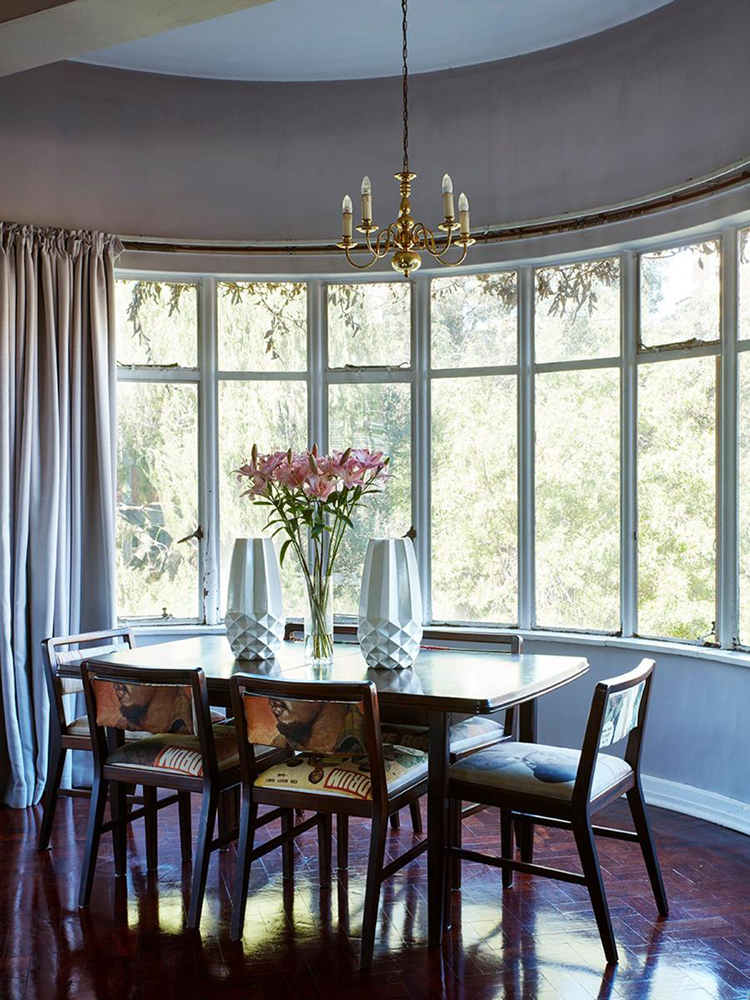 ooba Home Tours Dining Room